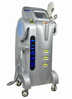 Wholesale Pro YAG LASER E Light IPL Bipolar Radio Removal Tattoo Frequency Hair Machine E8
