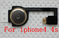 Wholesale Cell phone Flex Cable For iphone4 s home button flex cables Replacment with Best quality