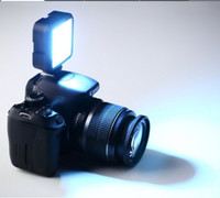 Lámpara de vídeo profesional w36 llevó luz de fotografía luces hasta Fotografía luz de anillo LED para Canon Nikon Sigma DLSR cámara