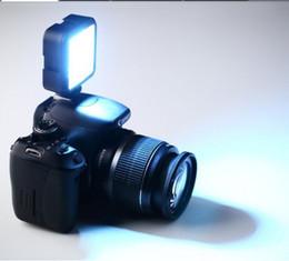 Professional video light w36 led photography light lights up Photography LED Ring Light for Canon Nikon Sigma DLSR Camera