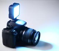 La luz profesional de la fotografía w36 llevó la luz de la fotografía enciende la luz del anillo de la fotografía LED para la cámara de Canon Nikon Sigma DLSR, envío libre