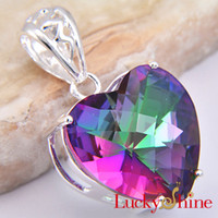 New Gorgeous Rainbow Mysterious Xmas Gift Natural Mystical T...
