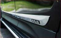 Wholesale Chrome Side Door Body Molding Cover Trim For Toyota RAV4 RAV set