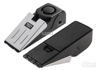 alarm systerm - Fashion Hot dB Security Home Wedge Shaped Door Stop Alarm Block Systerm Gate Resistance