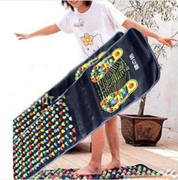 Wholesale Reflexology Walk Stone Foot Massage Leg Massager Mat Health Care m x m