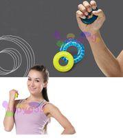 arm exerciser - free ship kg grip ring hand Grip exerciser arm strength trainer Fitness Equipments