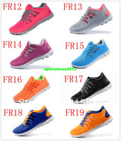 Wholesale NEW free barefoot running shoes Free shoes running sport shoes for women colors size Euro