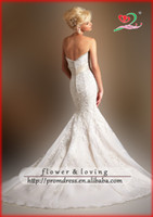 Real Photos Sweetheart other 2013 new thick satin car bone lace wedding dress bridal crystal trade WD-1156