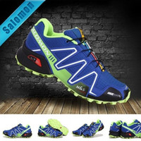 Wholesale 2014 new salomon sport flat Running shoes salomons casual sneak loafers athletic shoes EUR40