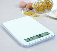 Wholesale Digital Kitchen Weight Scale Capacity kg Division g Food balance with Multi function and Fashion design measuring food water and milk