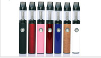 Wholesale 360mAh GS SOLE Flat Shaped Electronic Cigarette Elips Ego Ecigs with Wireless USB Charger