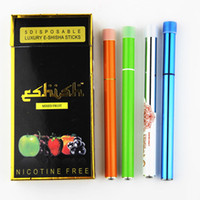 Disposable Electronic Cigarette E Shisha Pen Health 9 Fruit ...