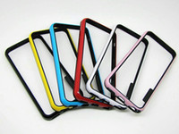 Wholesale Brand New Dual colors frame bumper PC TPU hybrid in bumpers For Samsung Galaxy note