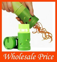 Wholesale 120pcs Fruit and Vegetable Twister Easy Garnish Veggie Processing Device amp