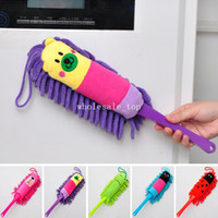 Mini Blinds Microfiber C543 free shipping wholesale magic multi Microfiber Chenille car duster Combo Dash Brush Easily Removes cleaner tool household wipe