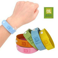 Polyester Eco-Friendly Mosquitoes Free shipping natural Mosquito insect bracelet band baby wristband Repellent anti Bracelet wholesale price 10pcs lot adjustable