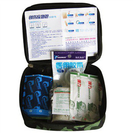 Wholesale Emergency First Aid Kit Bag Red Medicine Bag Outdoor Camping First Aid Bag Travel Medicine Pouch Outdoor Camping First Aid Bag