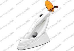 Nova Dental sem fio Wireless DIODO emissor de Luz de Cura Lamp1800MW Com Medidor de Luz MYY6881