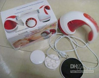 Wholesale Relax spin Tone infrared magnetic fat burning body massager freeshipping