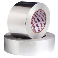 Wholesale Strong amp Reliable Aluminium Foil Tape mm m Roll Ideal For Heat Reflection