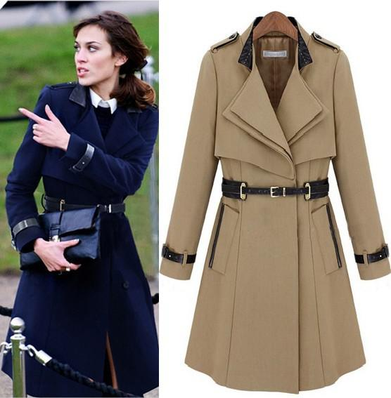 navy blue winter coats for women | Gommap Blog