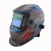 welding helmet - Solar auto darkening welding mask welder helmets welding filter for TIG MIG MMA welding equipment machine and plasma cutter cutting tools