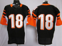 Wholesale black New Football jerseys lymmia jerseys