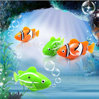 Wholesale Electric fish toy automatic swimming toys electronic mechanical robot fish