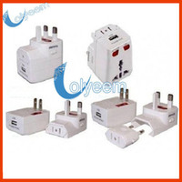 Wholesale TC300 Ear Spy Charger Bug UK US EURO travel charger GSM worldwide plug adapter TC Sample