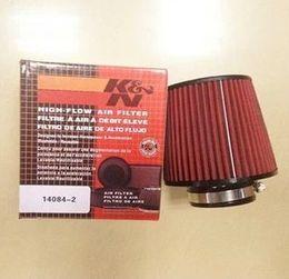 Wholesale NEW Universal K N Cold Air Intake Filter mm Air Filter inch car Air filter