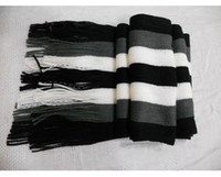 Scarves Yes Striped tassel men's winter scarf male stripe scarf for men quality yarn male scarves 2013 new long thick cashmere Yopoon Brand Hot Sale