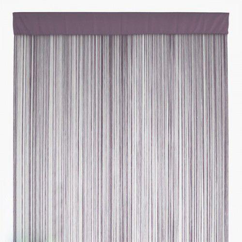 Gris cadena cortinas flecos cortina panel de iluminaci n - Cortinas de cadenas ...
