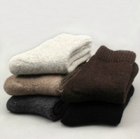 Wholesale High quality Wool thickening men s sock cotton winter socks thermal socks