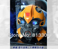 Wholesale Christmas gift R The Best Gift Transformers Skyscraper piggy bank with sound and light