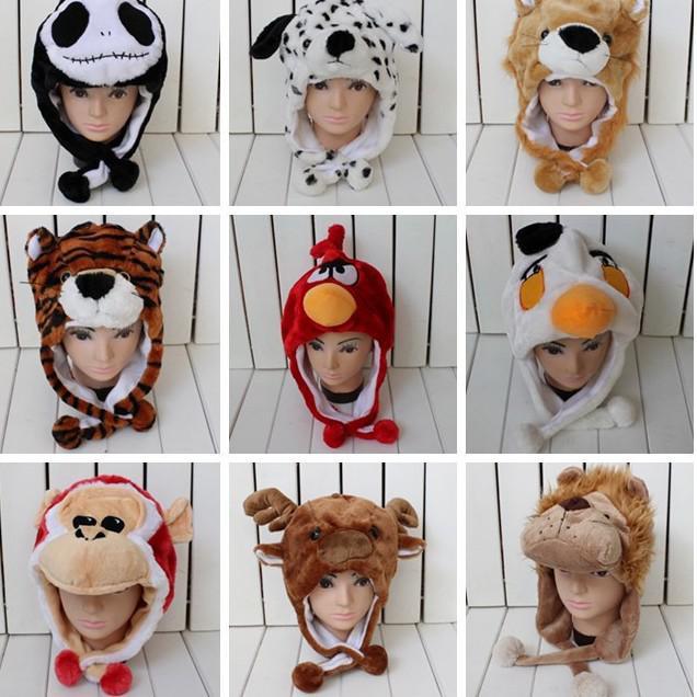 Hat Animal Hat Tiger Hat