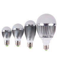 Wholesale Cree LED W E27 globe LED bulb lights LM VAC spot light replace W incandescent bulb