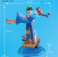 Multicolor action figures china - Brand New Hayao Miyazaki Castle in the Sky PVC Action Figure Toy Cheap Price Plus from China Factory
