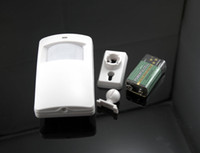 Wholesale 433Mhz PIR motion detector for Chuango G5 wireless IR detector for G5