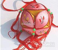 Wholesale Gifts Christmas Balls Silk Handmade Products Holiday Gifts Factory Supply From Monical