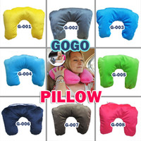 Wholesale 50pcs Pillow in Pillow Multifunctional Travel Pillow iPad Tablet Case