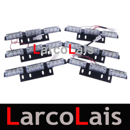 6x9 LED Strobe Lights & Firemen Flashing Warning Emergency Flash Motor Car Truck 6 x 9 Light