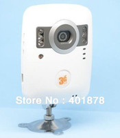 Wholesale WCDMA G remote security camera with way video call and alarm system monitor camera free ship
