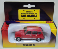 Wholesale 1 RENAULT L Diecast model car by ixo altaya