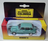 Wholesale 1 RENAULT Diecast model car by ixo altaya