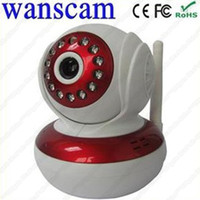 Indoor Pan/Tilt CMOS -A2- Wireless Wifi JW0005 32GB SD Card Support P2P Night Vision 10 Meters Pan Tilt Ip Camera