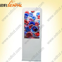 Wholesale 47 inch LCD outdoor LCD display Standing Advertising Player nits