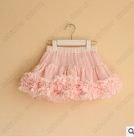 Wholesale New Arrival Kids Skirt New Arrival Fashion Cute2 Years Baby Girl s Bubble Skirt Layered Skirt