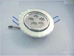 Wholesale 5X1W LED dimamble down light led ceiling light warm white V LM