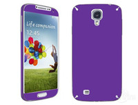 Wholesale Candy color Mobile Sticker Cell Phone Skin PVC Color Sticker For S4 i9500