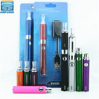 Cheap Electronic Cigarette ego evod Best Set Series Red evod